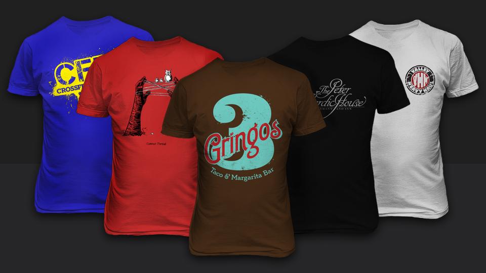 833656ac Buy Online Custom T Shirt Printing | Garment Printing Australia