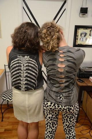 DIY Spine T-Shirt | GarmentPrinting AU