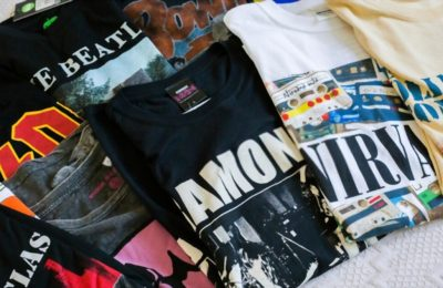 7 Top Music Band T Shirts 2021