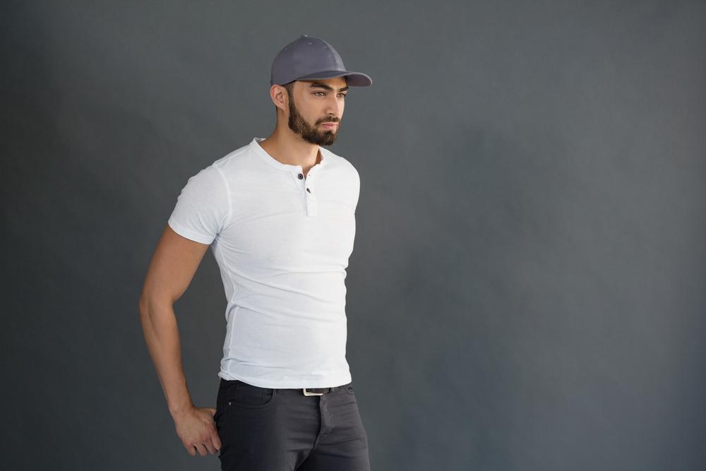 Henley Shirt Design for Men