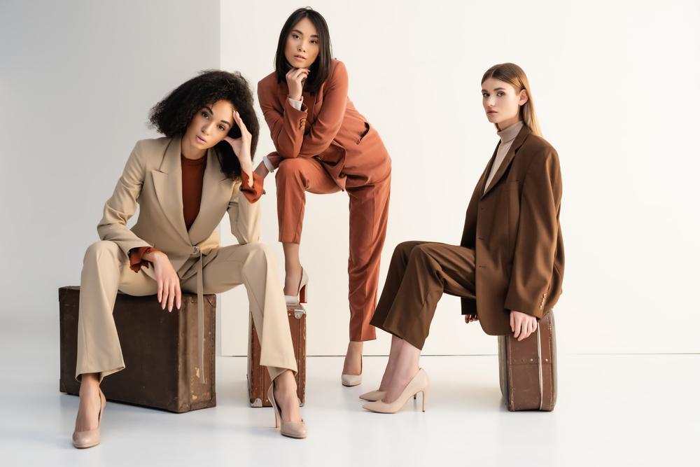 Ladies Trending Corporates Workwear