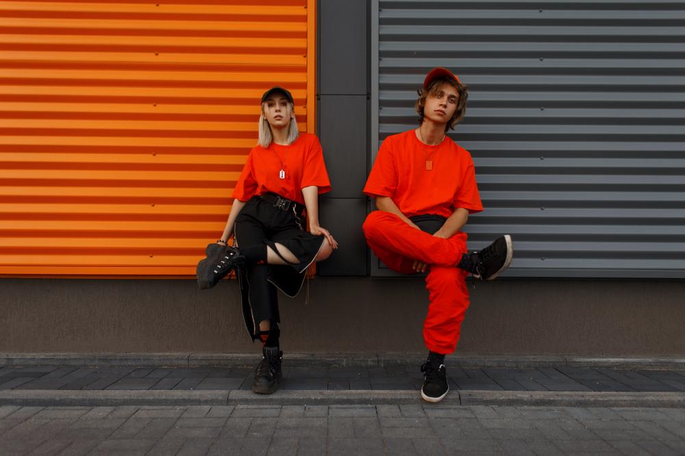 Orange Workwear Unisex