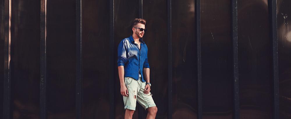 Summer Fashion Posing