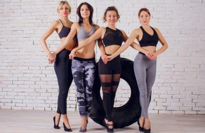 Women Sportswear And Fitness Goals 2021