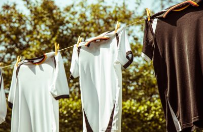 How To Properly Wash A Sportswear