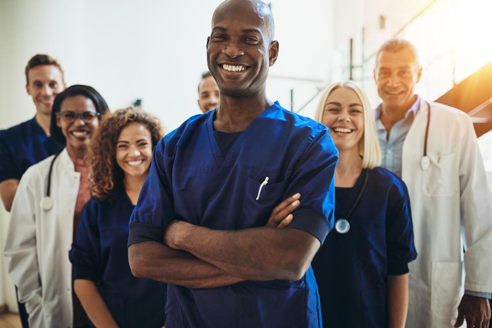 Medical Professionals Scrub Tops