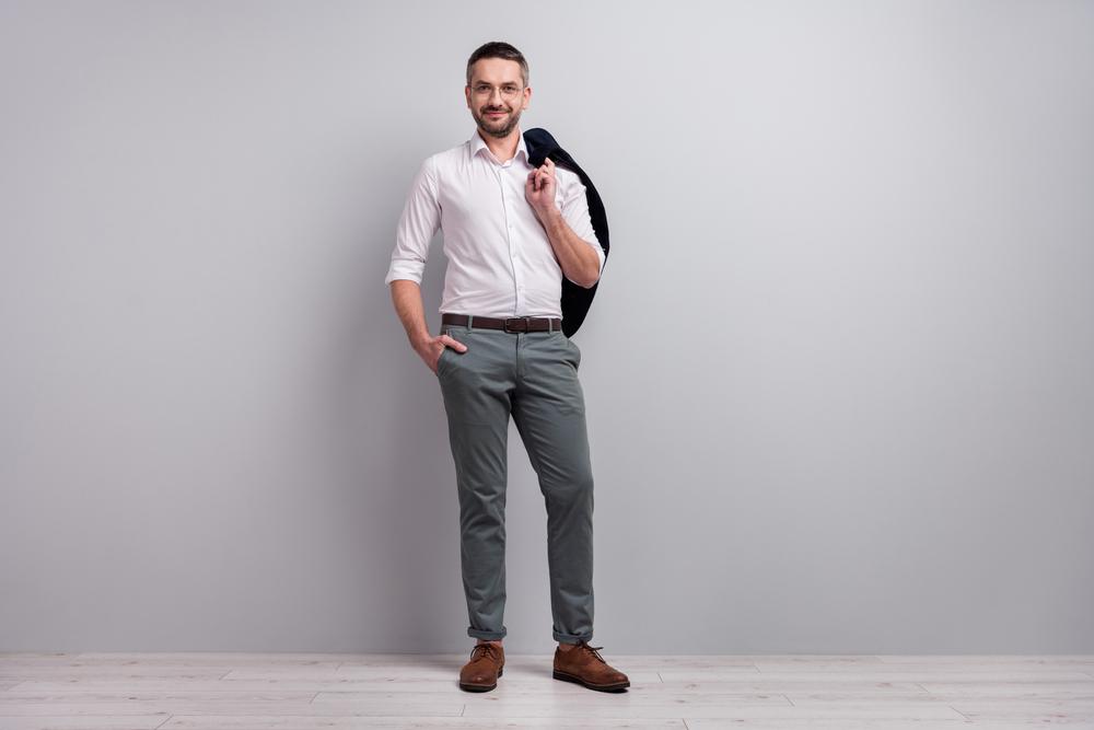 Men's Formal Workwear Pants