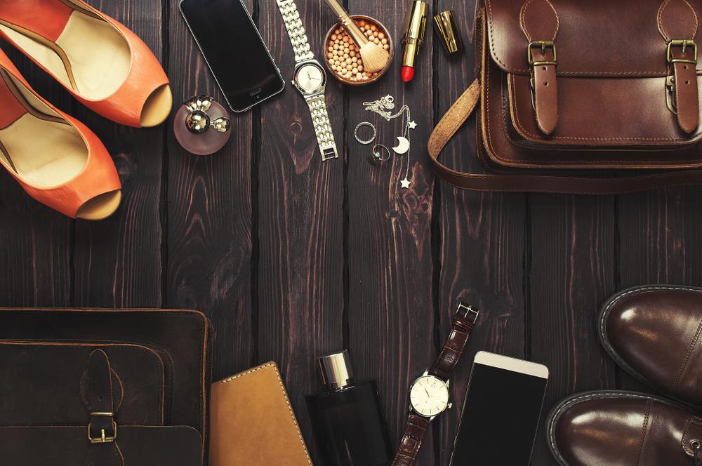 Multiple Women Workwear Accessories