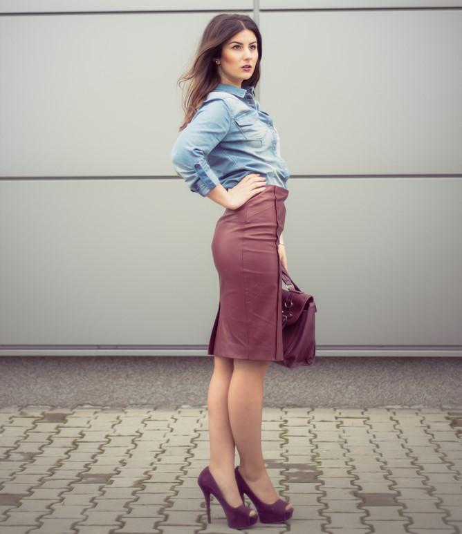 Pencil Workwear Dress for Women
